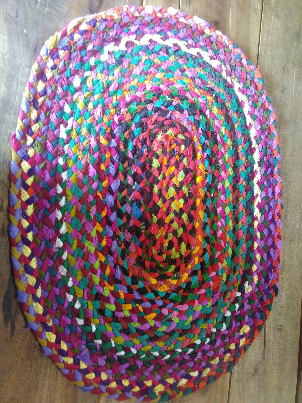Braided rugs