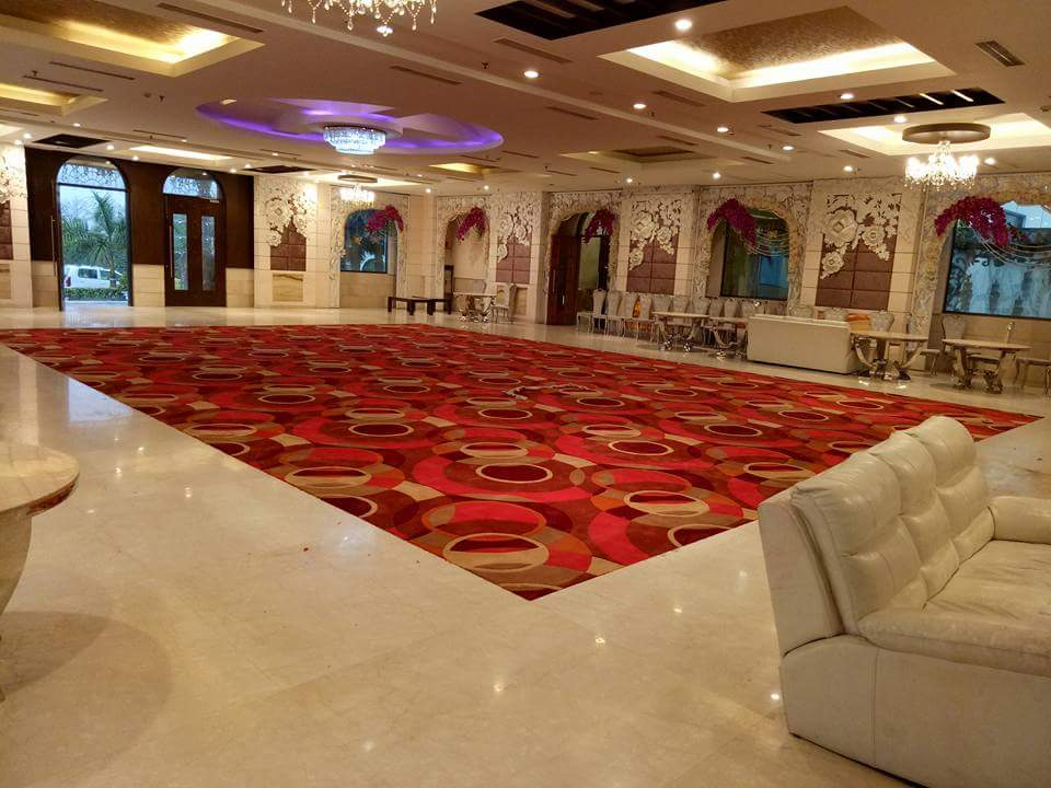 Broad Loom Carpet