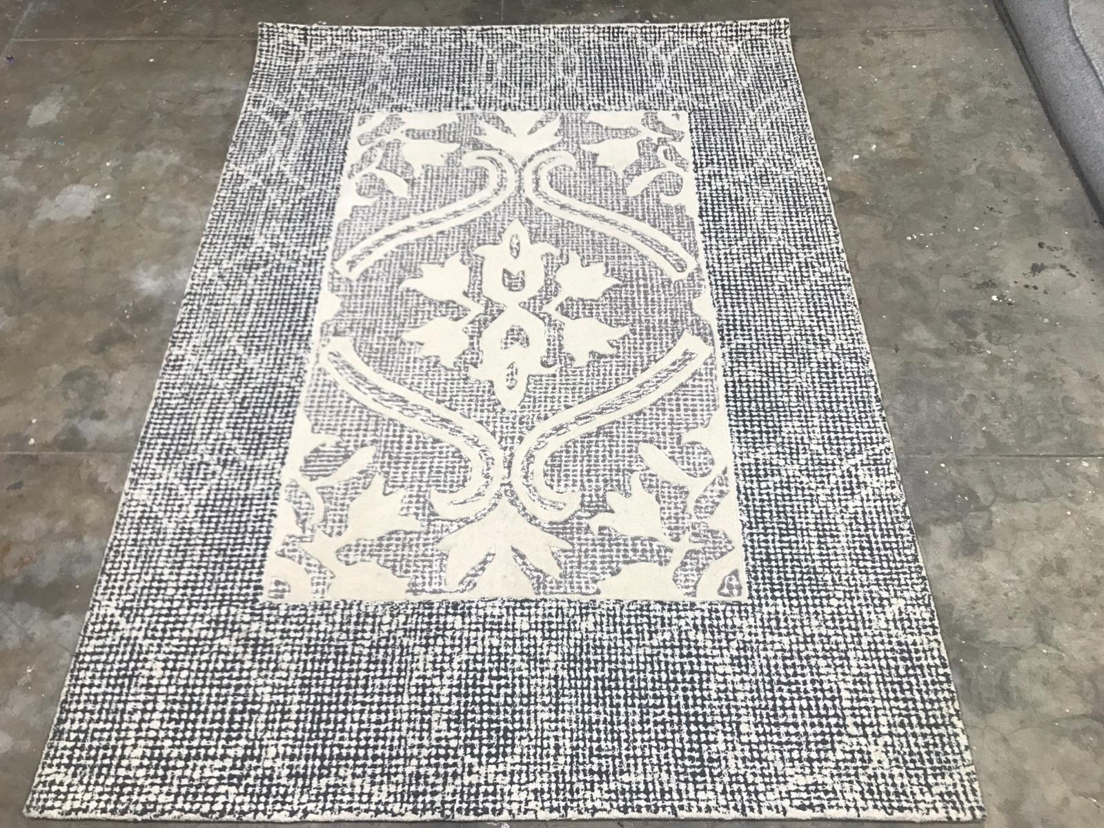 Hand Tufted Printed Rugs