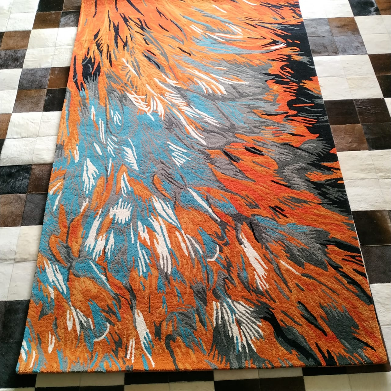 Hand Tufted Rugs Designs