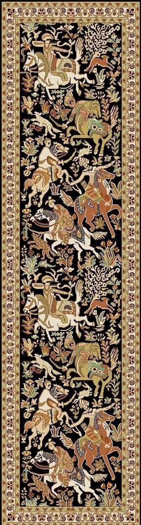 Tapestry art carpet